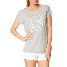 Karl Lighting Bolt - Camiseta - gris