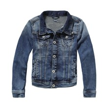 New Berry - Chaqueta vaquera - denim azul