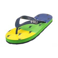 Amino stripe - Chanclas - amarillo