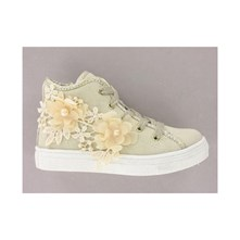 Astery - High Sneakers - beige