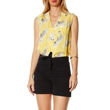 SL Betty - Camisa - amarillo