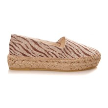 485VE527 - Espadrilles - naturel