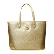 Shopping Bag - goldfarben