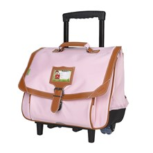 Les incontournables - Trolley - rosa
