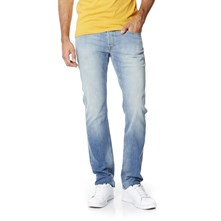 Clark - Jean regular - denim bleu