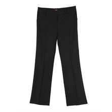 Pantalon droit anthracite