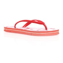 Tongs rouges