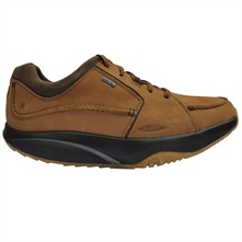 Brown Leather Fanaka GTX Shoes