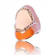 La Déserteuse - Anillo - multicolor