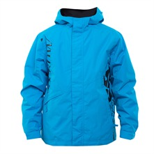 Blouson de ski Jaison bleu lectrique