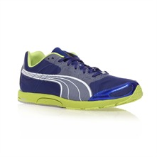 Baskets Faas 200 Bolt bleu et blanc