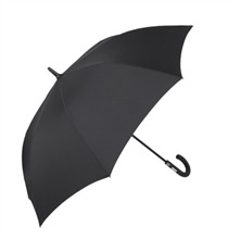 Black Tall Umbrella