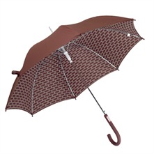 Brown Tall Umbrella