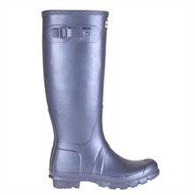 Lilac Original Metallic Wellington Boots
