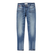 Jean slim bleu denim