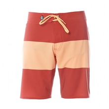 Board short V4S rouge et orange