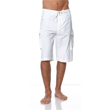 Boardshort blanc