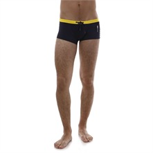 Boxer de bain bleu marine