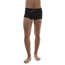 Boxer de bain noir