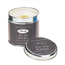 For the Kitchen Scented Candle in a Tin