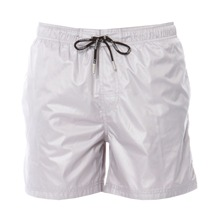 Short de bain mdium argent