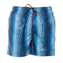 Short de bain cobalt