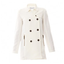 Manteau Diane cru