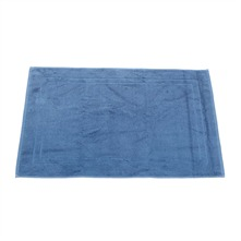Tapis Luxury bleu lagon
