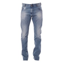 Jean Krooley 0885Q regular slim carrot bleu