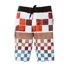 Boardshort DNA blanc
