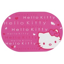Lot de 2 sets de table Hello Kitty