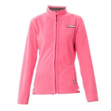Sweat polaireTobago Lady fuschia et gris