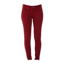 Daisy Skinny - Jean - en denim bordeaux