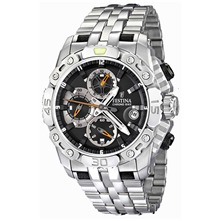 Montre Chronobike Tour de France bracelet acier