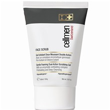 Gel exfoliant doux Cellmen 100 ml