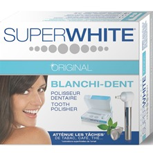 Polisseur dentaire Super White