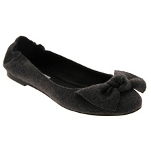 Dark Grey Kortship Pumps