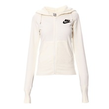 Limitless Left Chest Hoody blanc