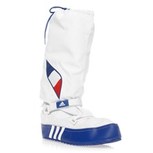 Bottes de luge Adidstar Coverboot blanche
