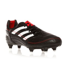 Chaussures de football Absolado X noire