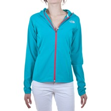 Sweat zipp Nimble turquoise