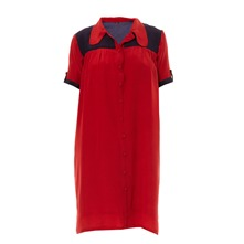 Robe Isidore rouge