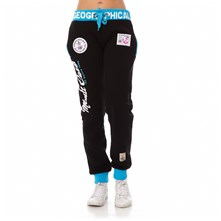 Pantalon jogging Molly noir
