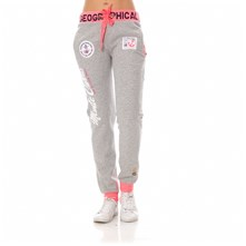 Pantalon jogging Molly gris chiné