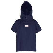 Children's Navy Pocket Poncho