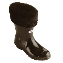 Children's Brown Hampstead Wellington Boots