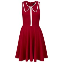 Red Millie Dress