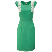 Green Middleton Dress