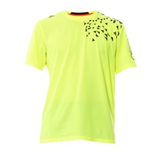 T-shirt F50 jaune fluo