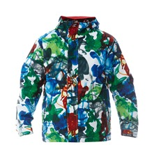 Veste de ski Tweak multicolore